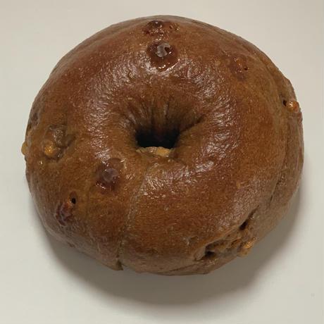 【同梱用】コーヒーキャラメルチョコの湯種ベーグル