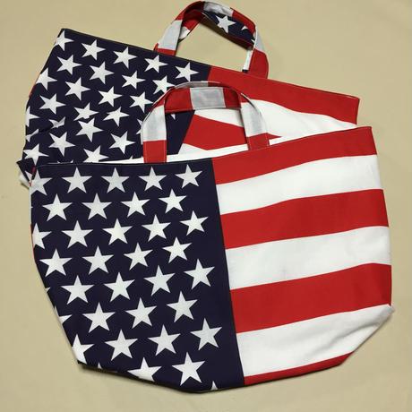 AMERICAN FLAG TOTE BAG (Type B)