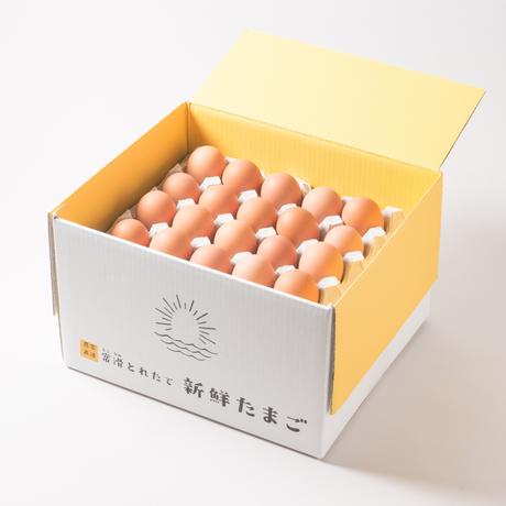 【定期便】明日(赤たまご)155個+5個保証(計160個)