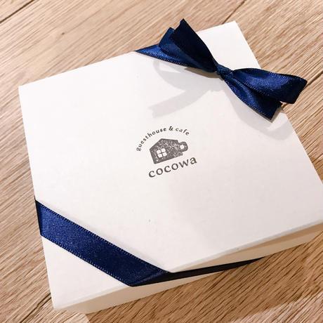 【3箱セット】ココア ギフトボックス