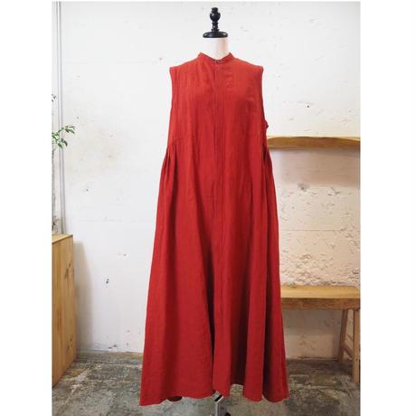 suzuki takayuki/ sleeveles dress/S191-11