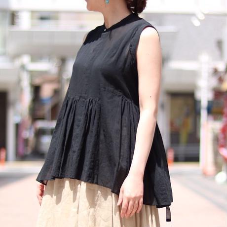 suzuki takayuki/sleeveles blouse/S191-03