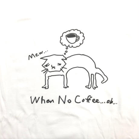 Coffee Cat T- shirts