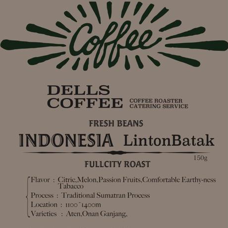 🇮🇩Indonesia Linton Batak sumatra 150g