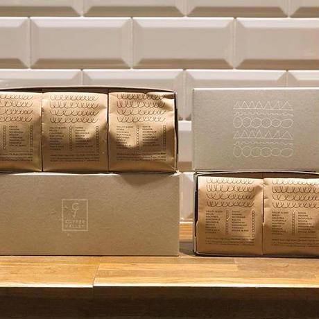 コーヒー豆 3種SET