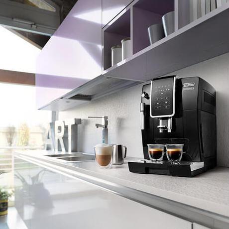 【デロンギ全自動コーヒーマシン】ディナミカ ECAM35015BH +コーヒー豆1㎏付