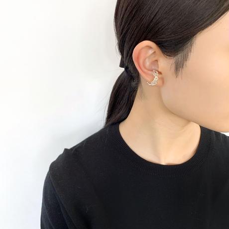 スワトウ リングカフ(L)/シルバー/KAORU