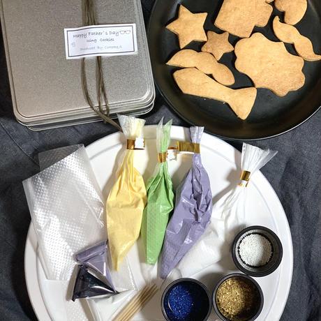 父の日アイシングクッキー 父の日ギフト 父の日プレゼント 手作りキット