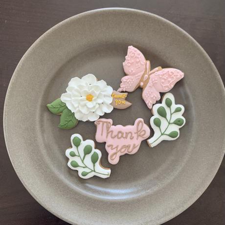 母の日 ありがとう ギフトセット アイシングクッキー