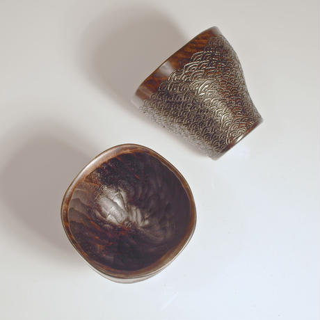 青海波の器