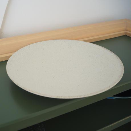 縁なし丸皿