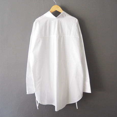 side ribbon big shirts