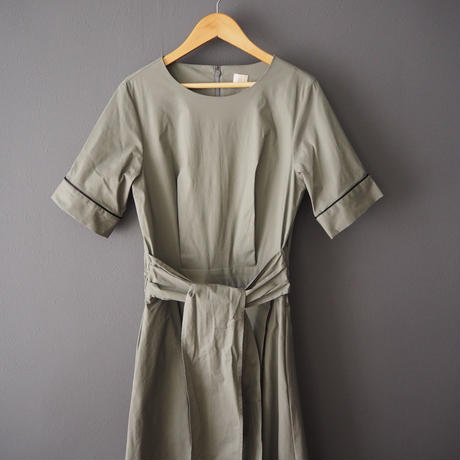 KHAKI chic marine one-piece