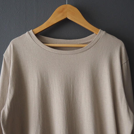 long tail t-shirt   GRAYGE