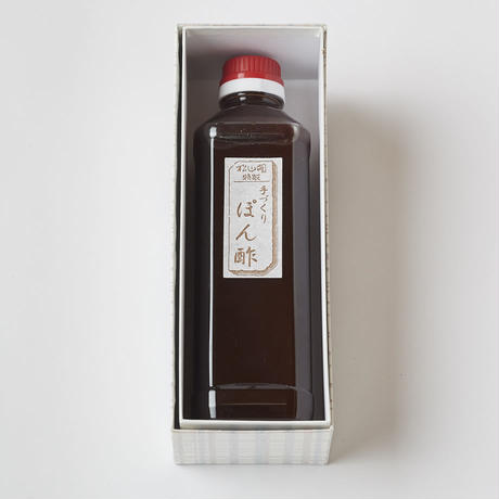 ぽん酢(500mℓ)