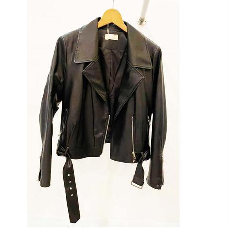 eco leather riders jacket