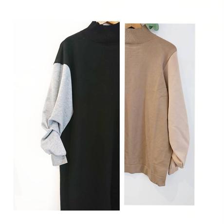 knit & cut sew pullover