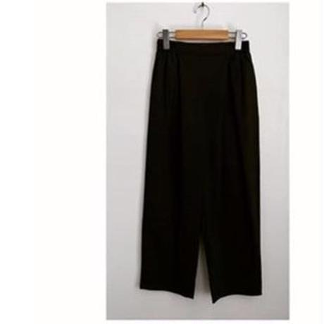 tuck pants