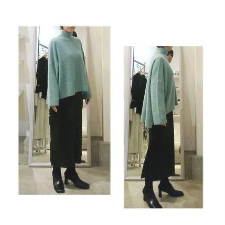 pleats Tight Skirts