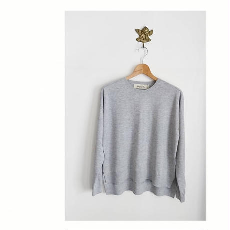 Silk & cashmere knit