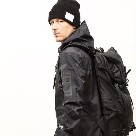HEADLIGHT CARBON-BLACK Jacket.《商品撮影SAMPLE販売》