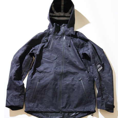 OVERSPECK CARBON-BLACK Jacket.