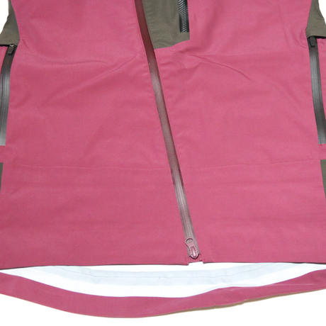 LIFE2 Jacket《WINE RED×BROWN》