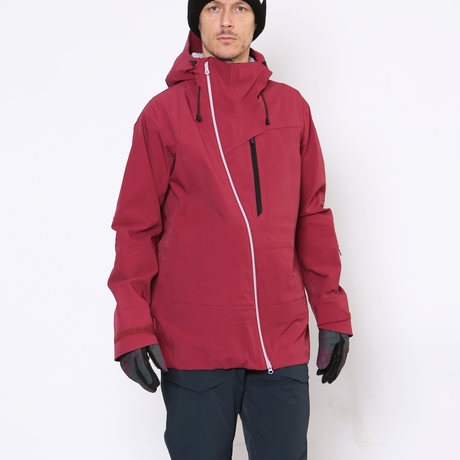 COM01 LIFE-3 JACKET 《WINE RED》4WAYストレッチ