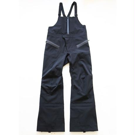 COM05 Bib PANTS. 《#1ST-BLACK 4WAY》
