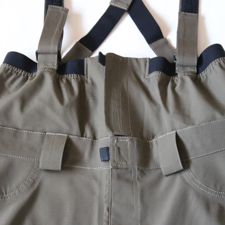 Hight Top PANTS 《4WAY・KHAKI》