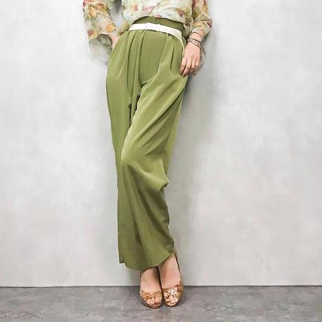 Bon Worth green pants-282