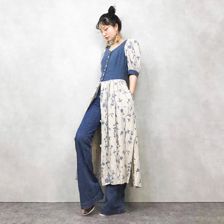 COUNTRY Line  vintage dress