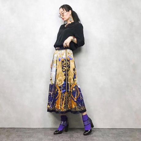 LORA in the forest skirt