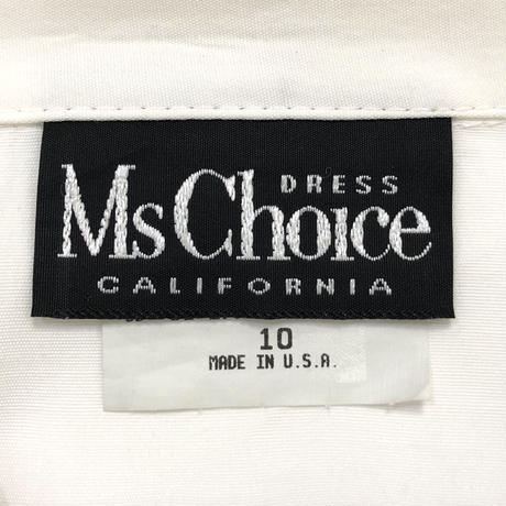 Ms Choice California dress-533-9