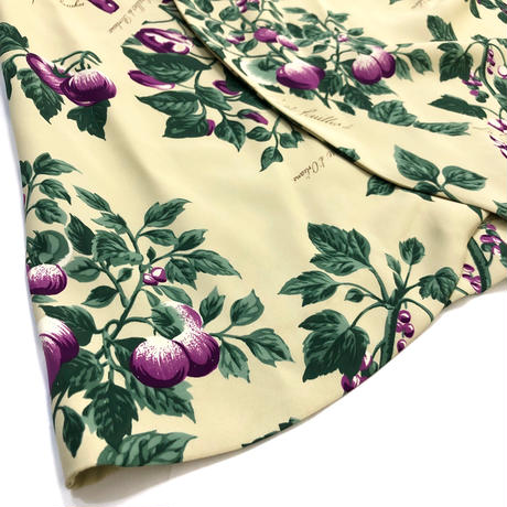 Sun Wind fruits shirtjacket-304