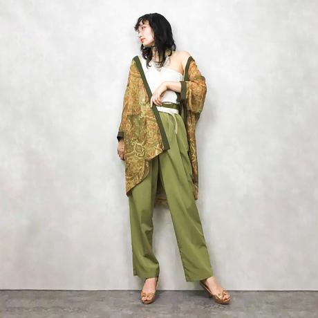 giulia see-through green gown-275