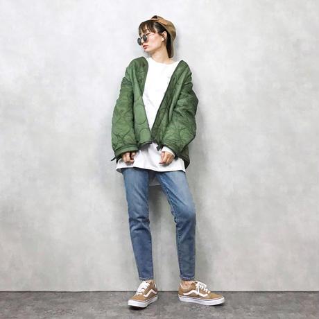 Liher jacket olive green