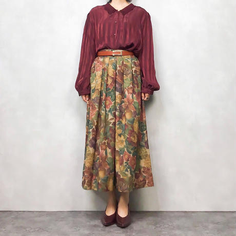 MADE IN U.S.A PONther skirt-526-9