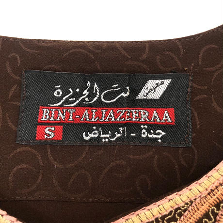 BINT-ALJAZEERAA exotic dress-564-9