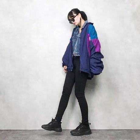 Big nylon jacket