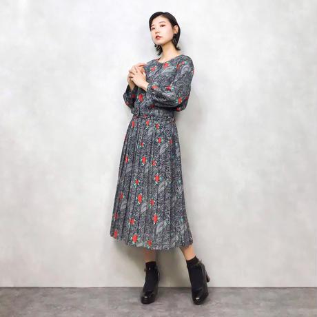 Meryl Fashions Ltd rose dress-483-8