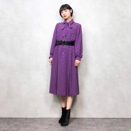 Juriyan purple dress
