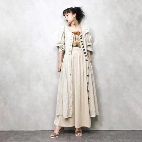 f707b28107b1b COYNTRY linen dress
