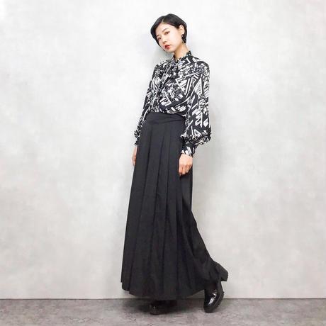 CIRETTE flower pattern shirt
