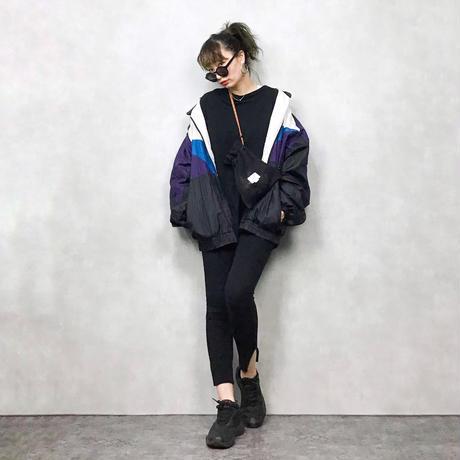 FIRST RUN nylon jacket