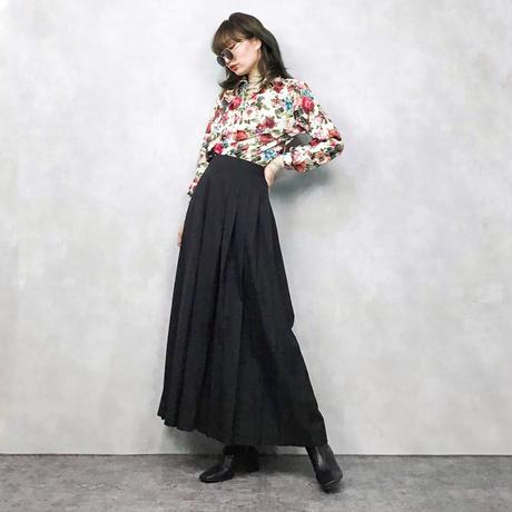 Multi flower shirt