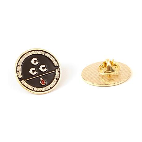 PIN BADGE / DESIGN DEPT. / CCC