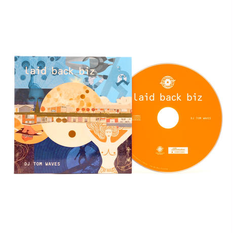 CD / DJ TOM WAVES / laid back biz