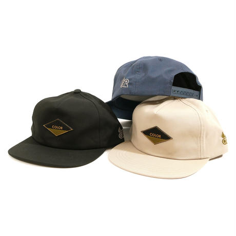 CAP / DIAMOND PATCH SNAPBACK
