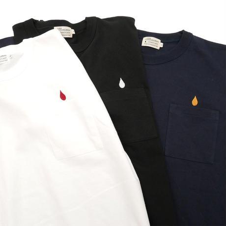 【ご予約受付中】5月上旬~中旬発売予定・T-SHIRT / DRIP EMB POCKET 3